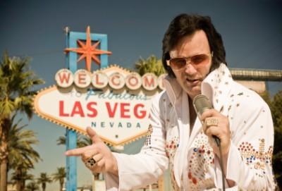 Elvis på casino